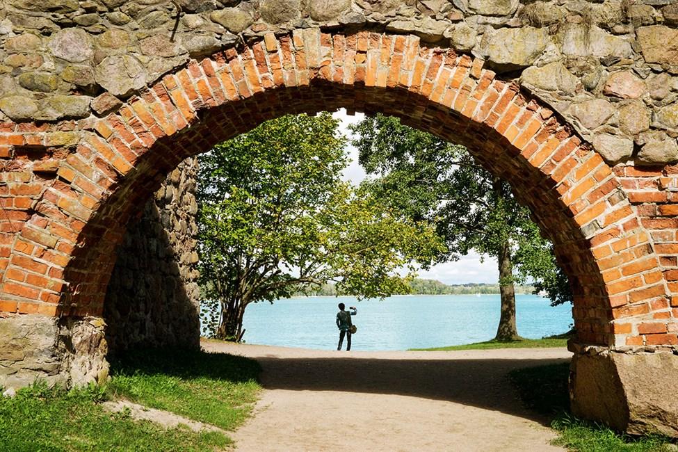 Slottet Trakai