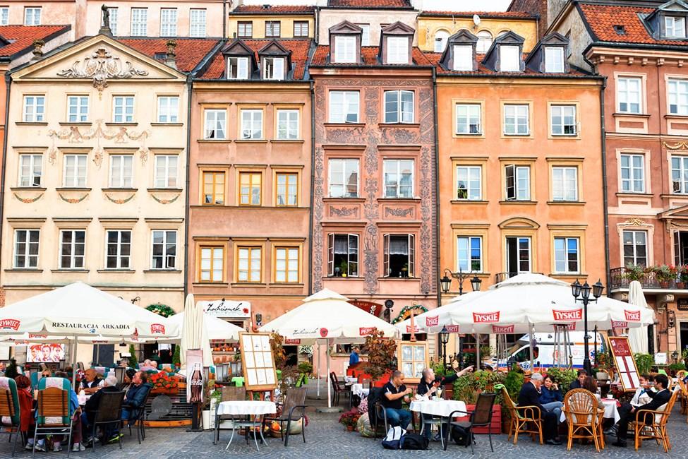 Warszawas gamleby