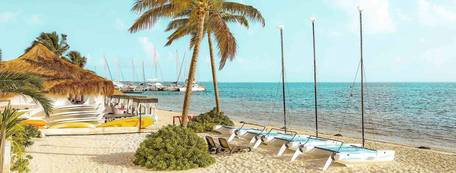 Bestill en reise med All Inclusive til Cancun i Mexico