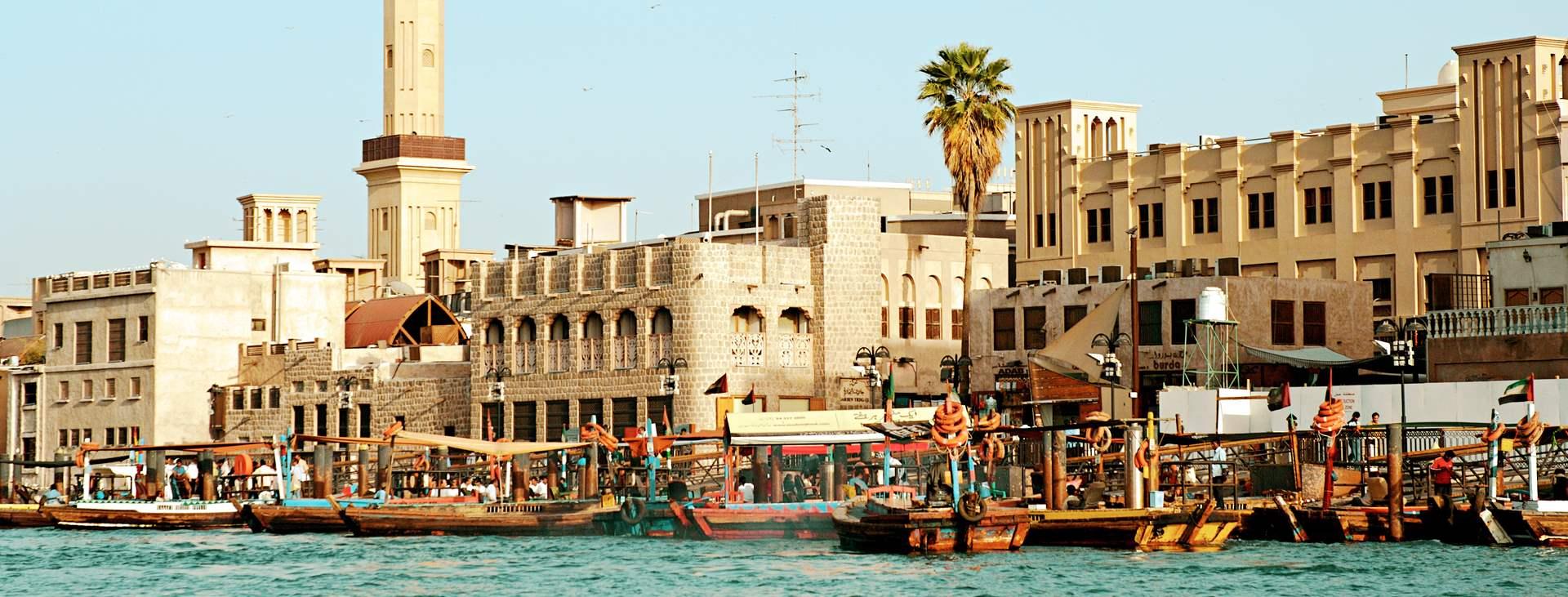 Bestill en reise til Bur Dubai i De forente arabiske emirater
