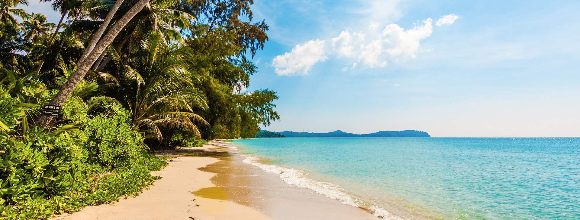 Bestill en reise med Ving til Mahe på Seychellene