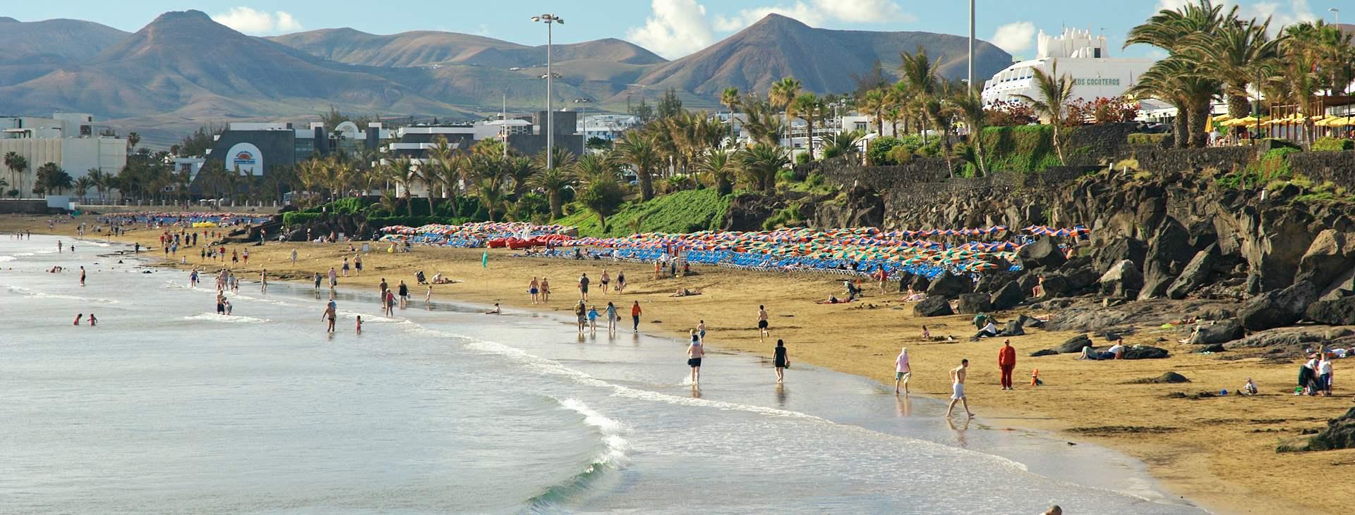 Bestill en reise med Ving til Puerto del Carmen på Lanzarote