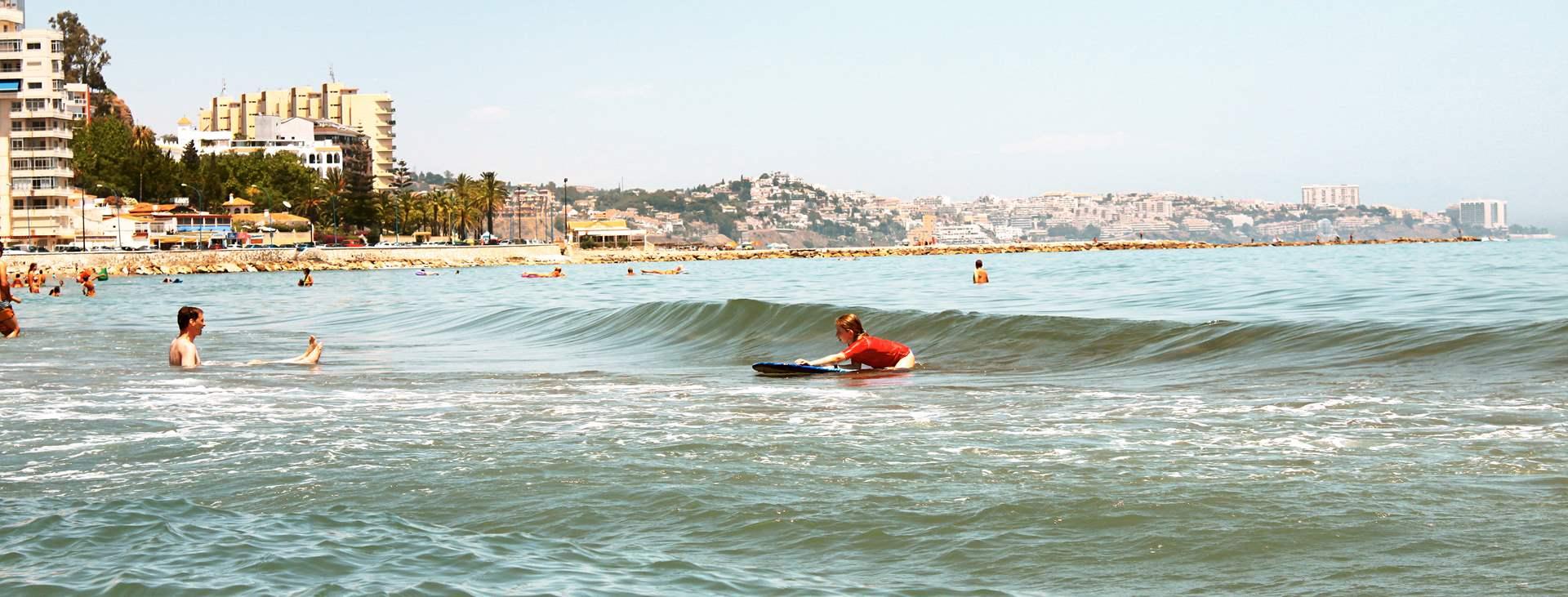 Bestill en reise med Ving til Malaga på Costa del Sol i Spania