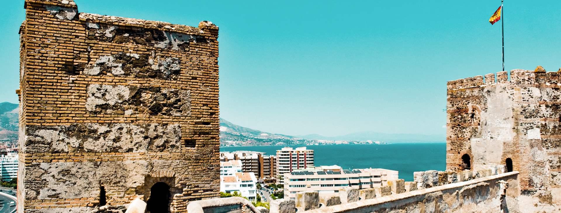Bestill en reise med Ving til Fuengirola i Spania