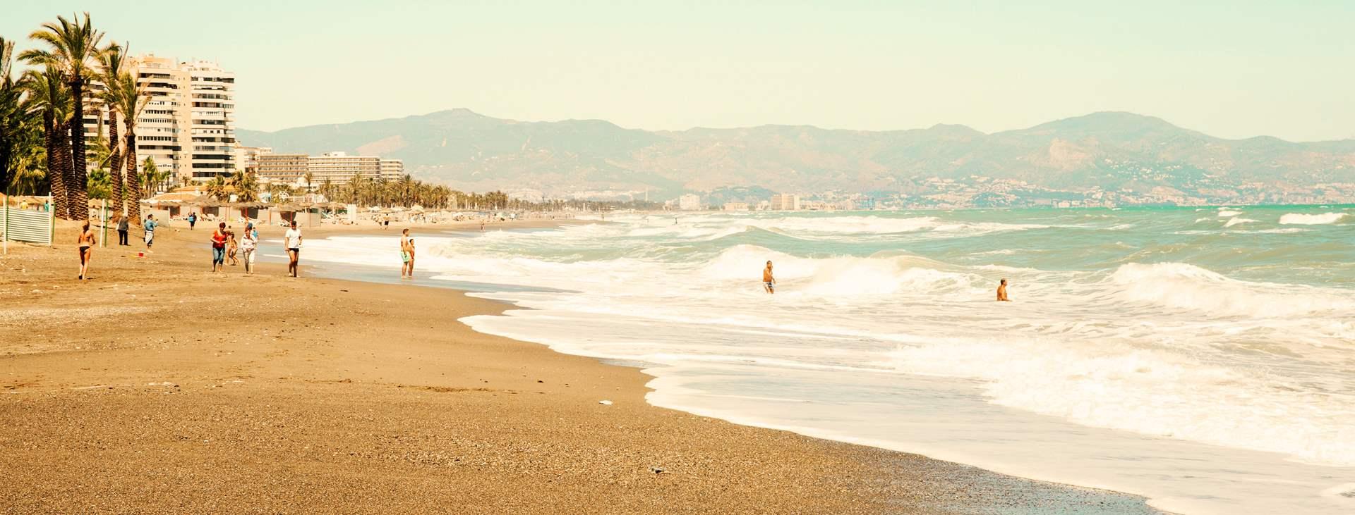 Reiser til Torremolinos på Costa del Sol i Spania
