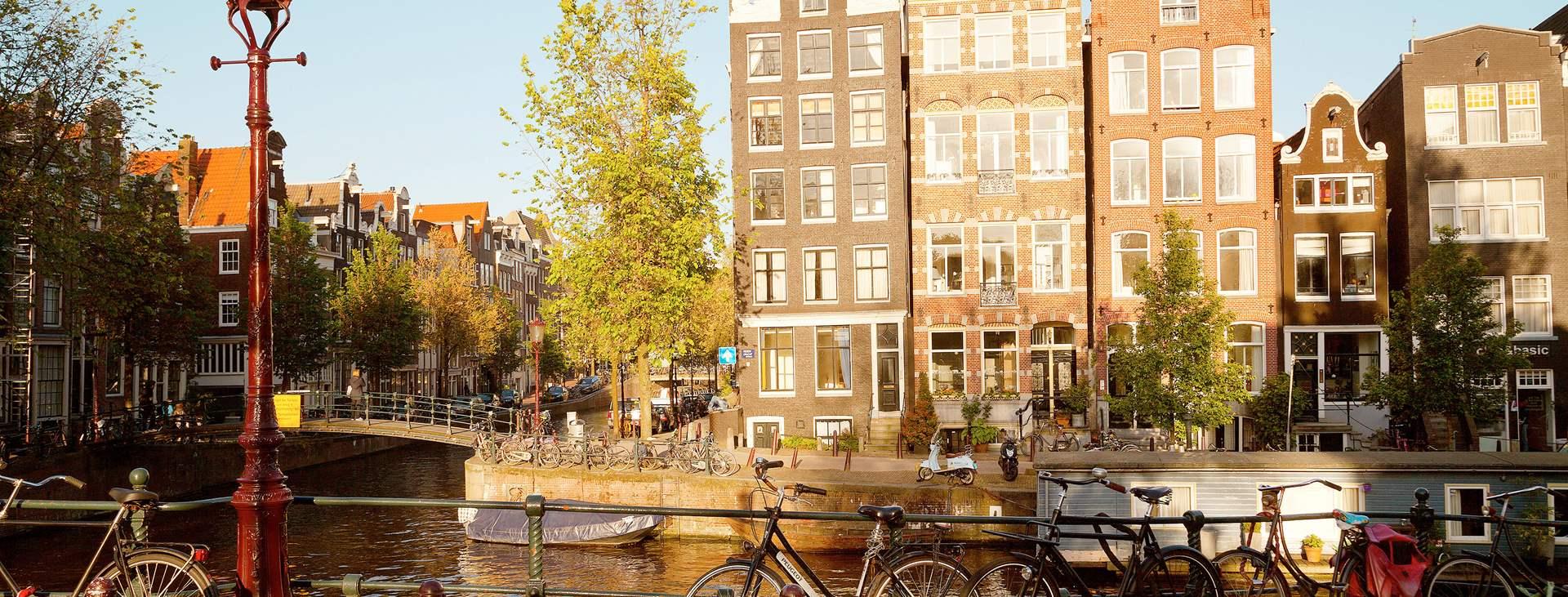 Bestill en reise til Amsterdam i Nederland med Ving