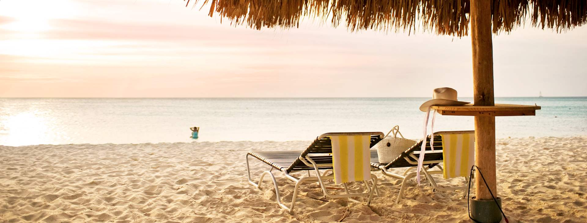 Bestill en reise med All Inclusive til Aruba