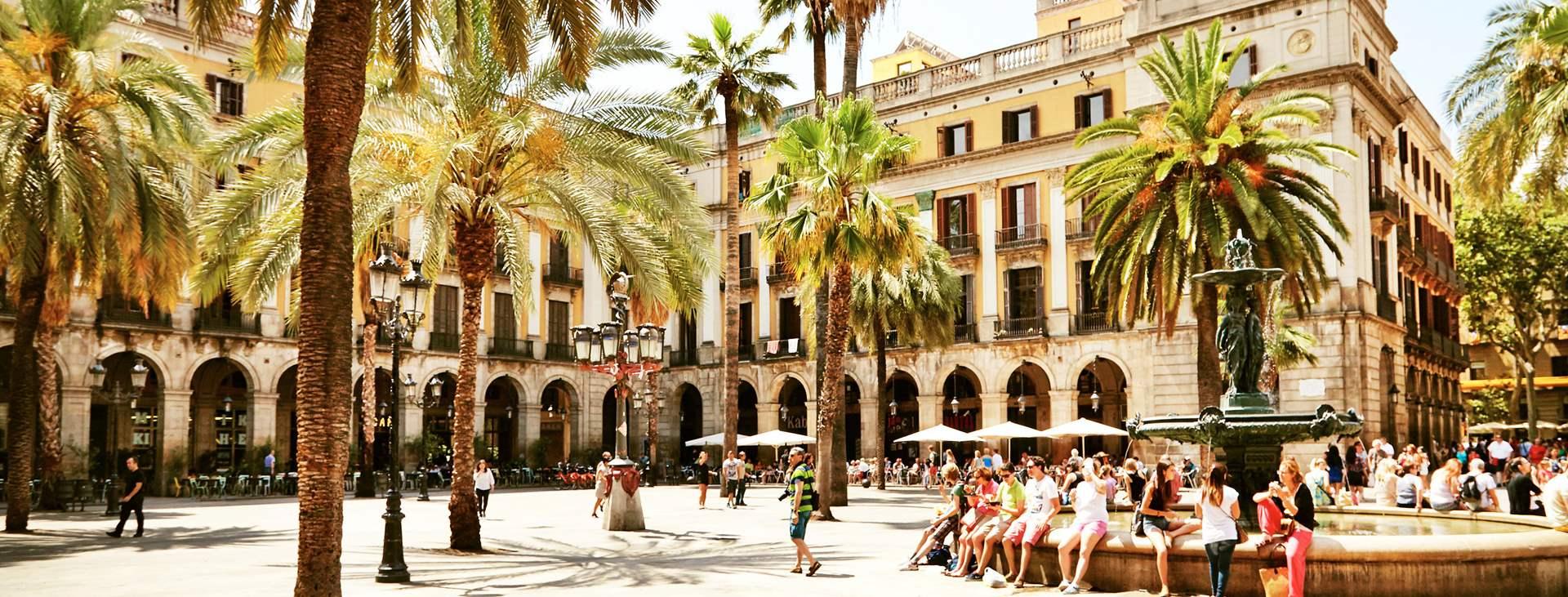 Bestill en reise til Barcelona i Spania med Ving