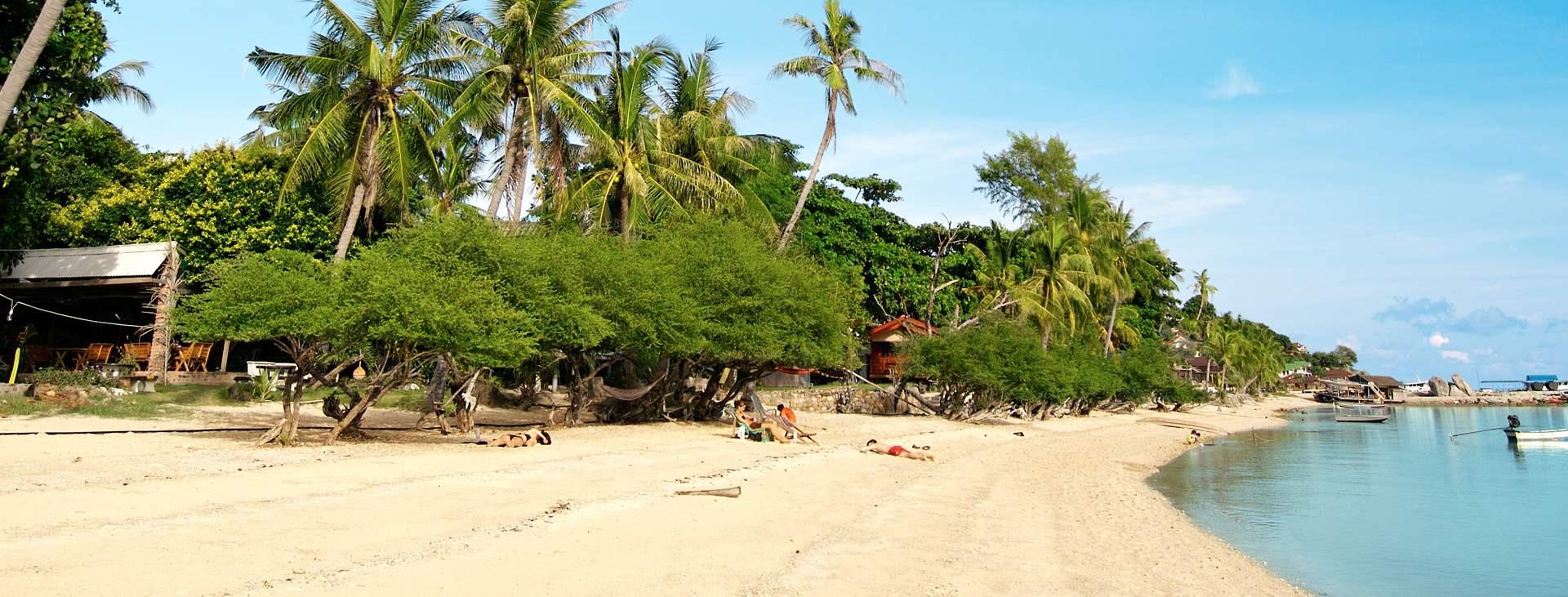 Bestill en reise med Ving til Koh Phangan