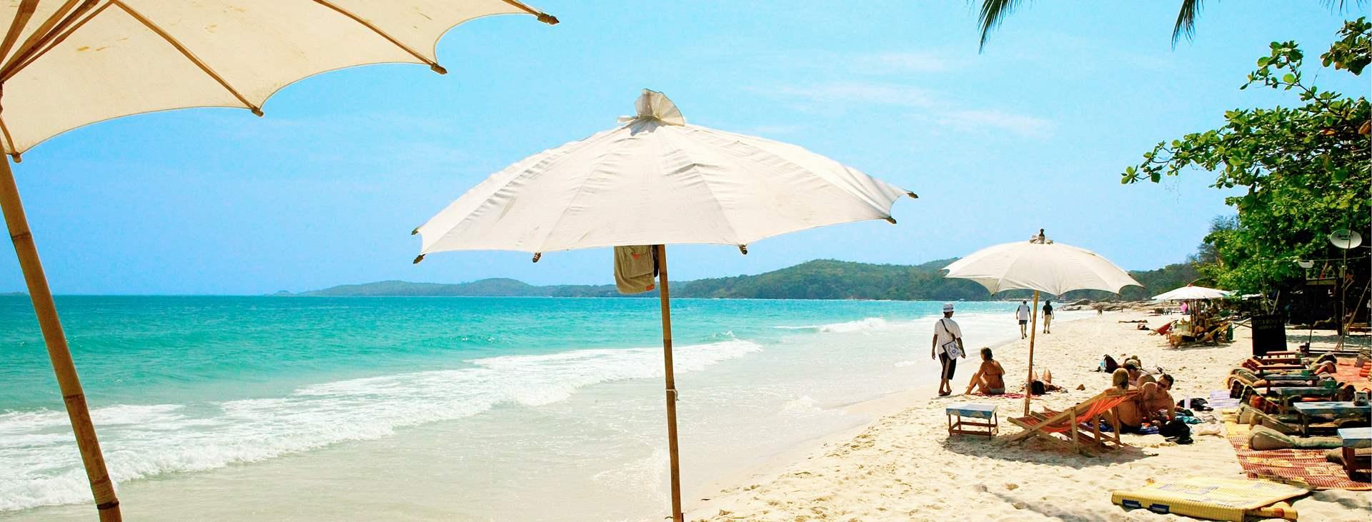 Bestill en reise med Ving til Koh Samet i Thailand