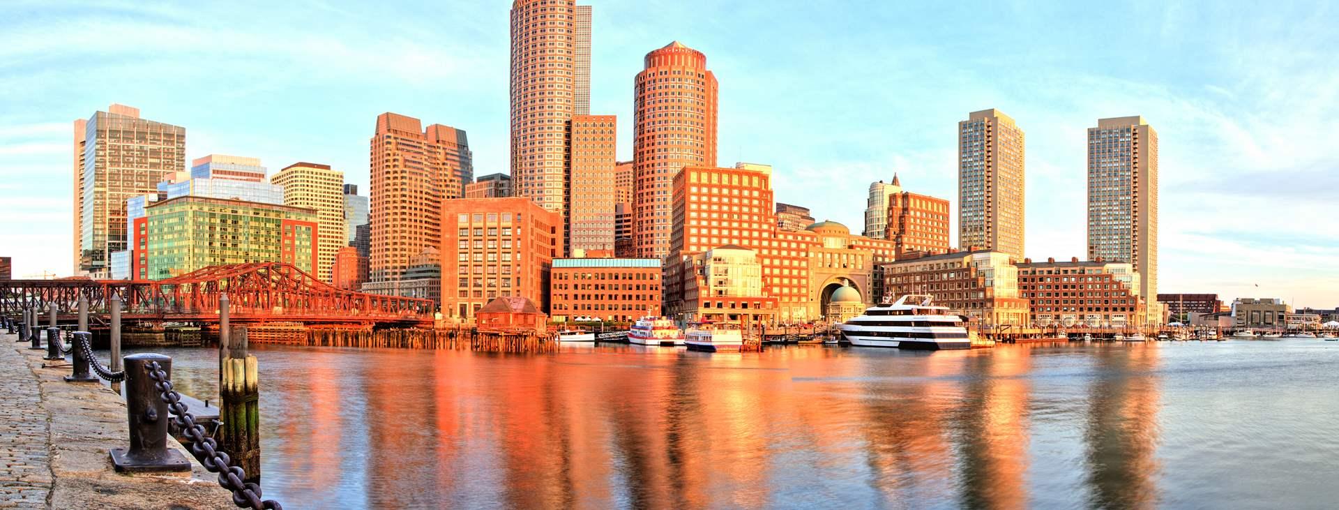 Bestill en reise med Ving til Boston i USA