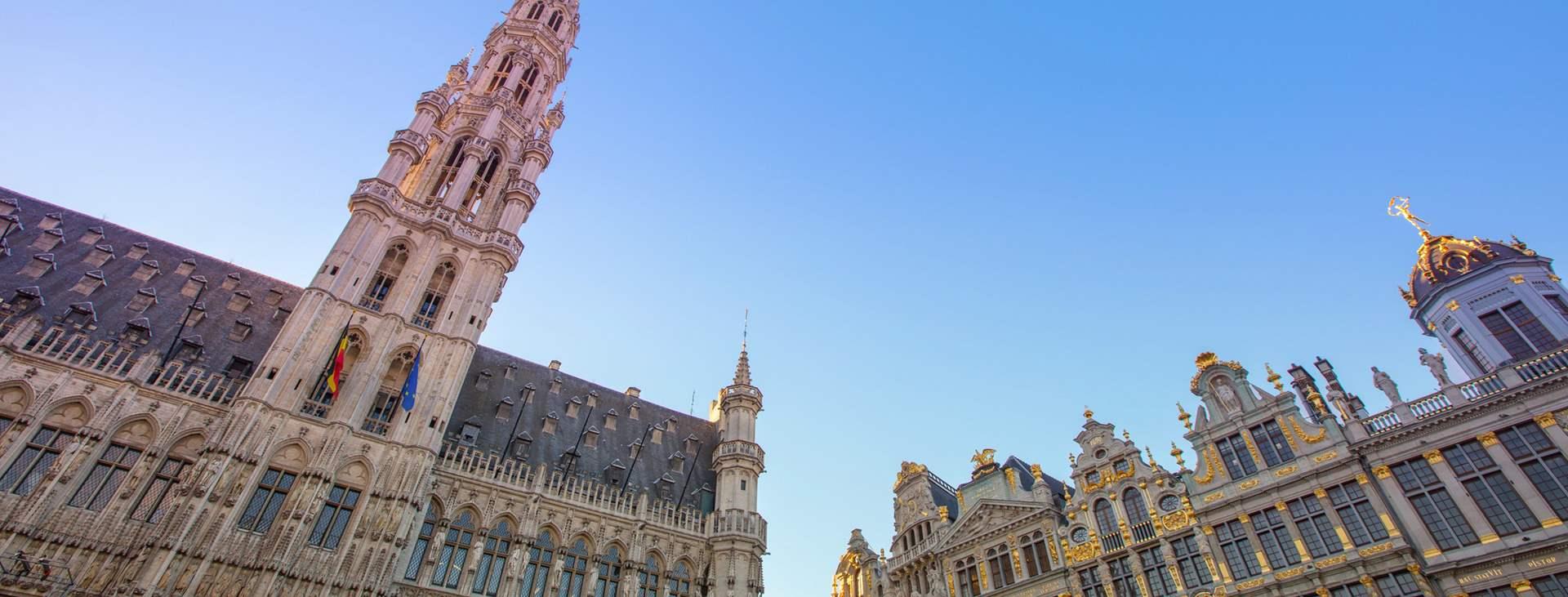 Bestill en reise til Brussel med Ving