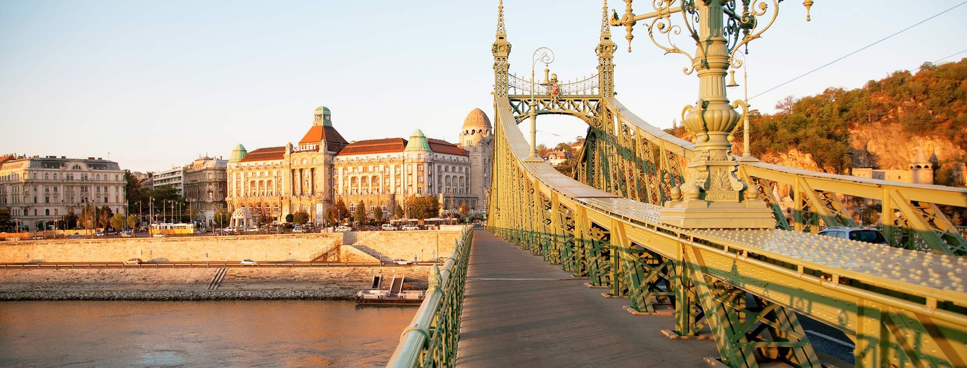 Reiser til Budapest i Ungarn