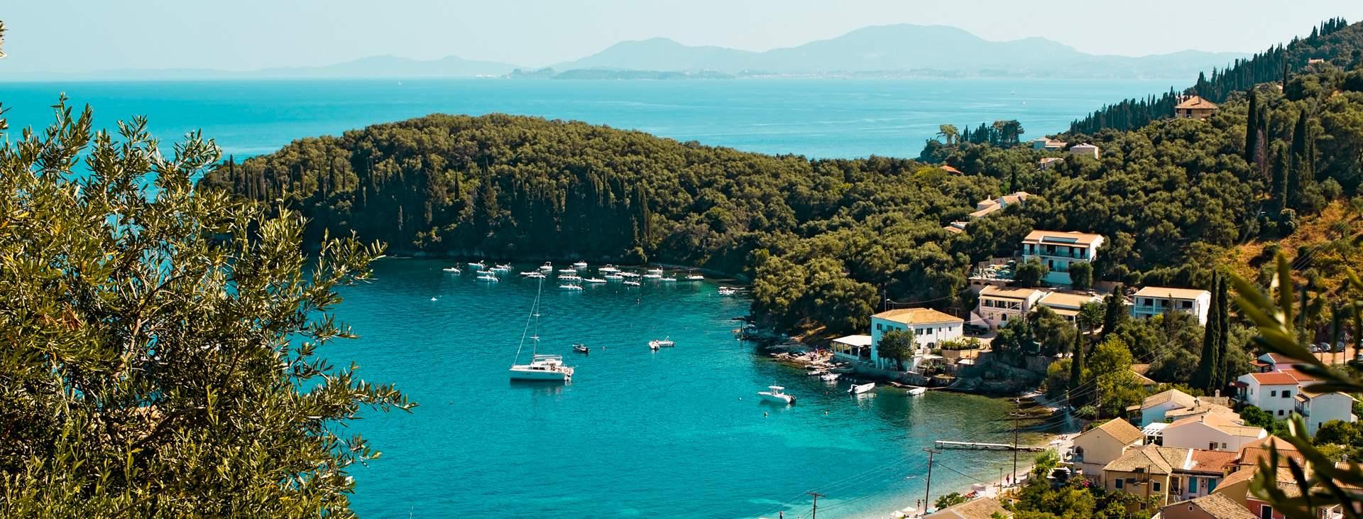 Bestill en reise til Kalami på Korfu med Ving