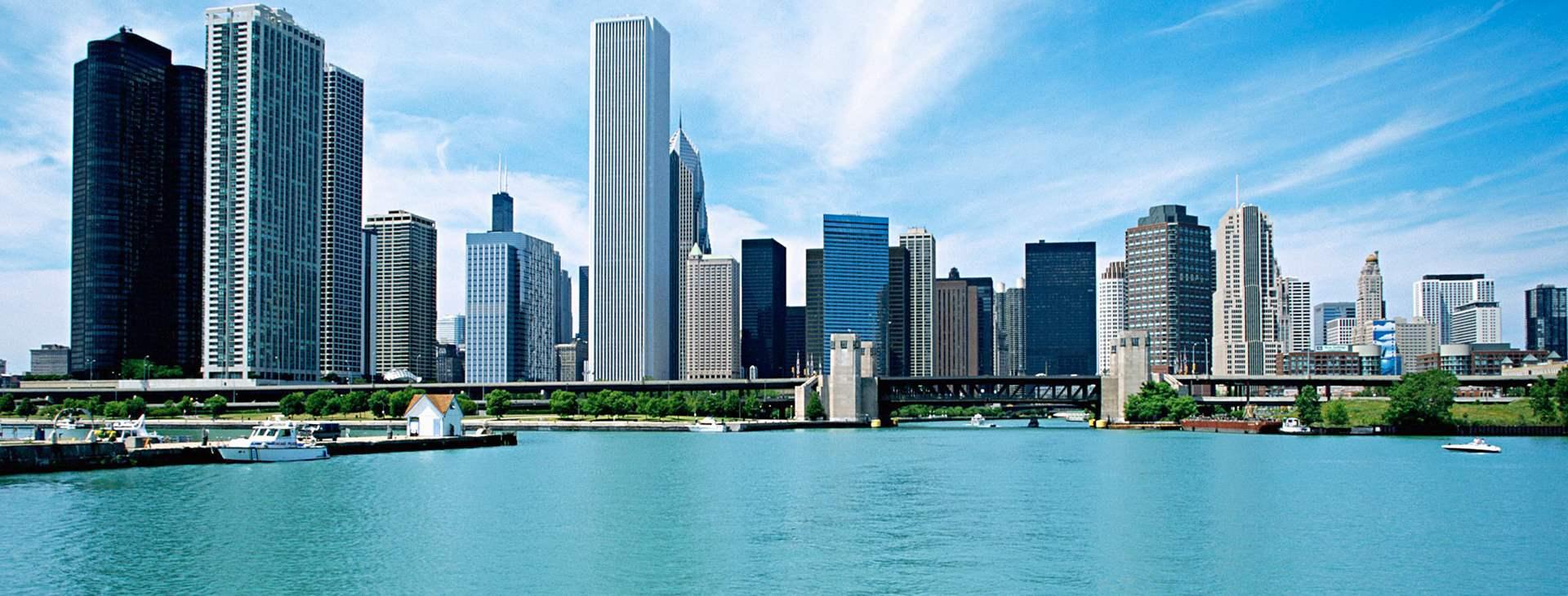 Bestill en reise med Ving til Chicago i USA