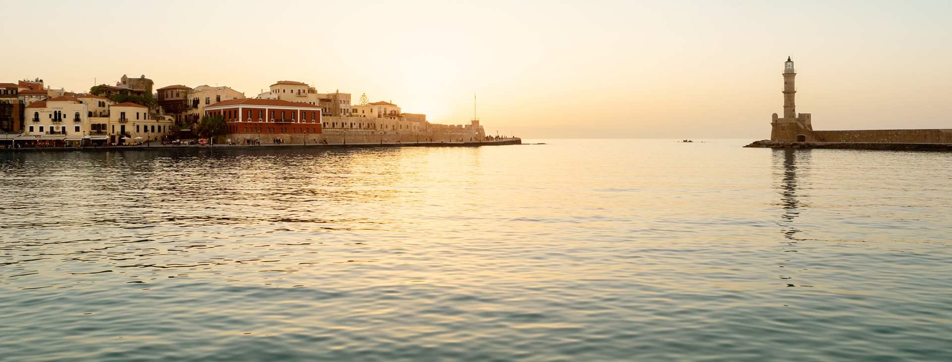 Bestill en reise til Chania by på Kreta med Ving
