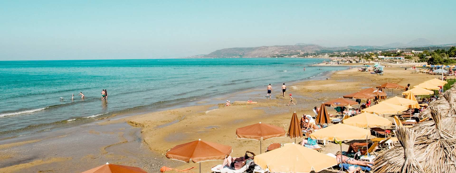 Reiser til Georgioupolis på Kreta