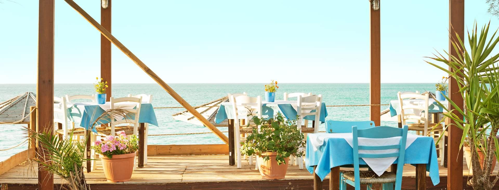 Bestill en reise med Ving til Maleme på Kreta