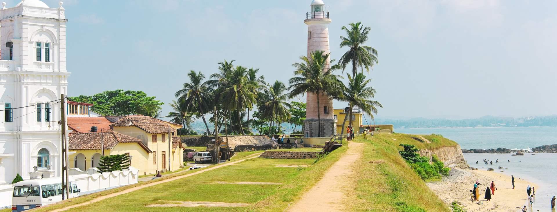 Bestill en reise med Ving til Galle på Sri Lanka