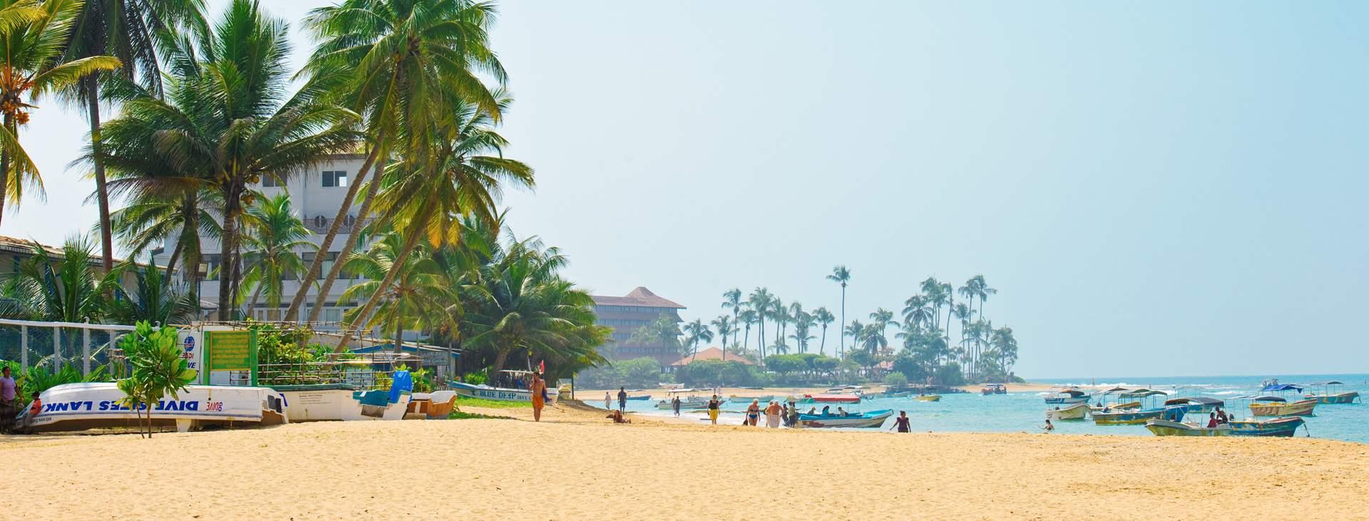 Bestill en reise til Hikkaduwa på Sri Lanka med Ving