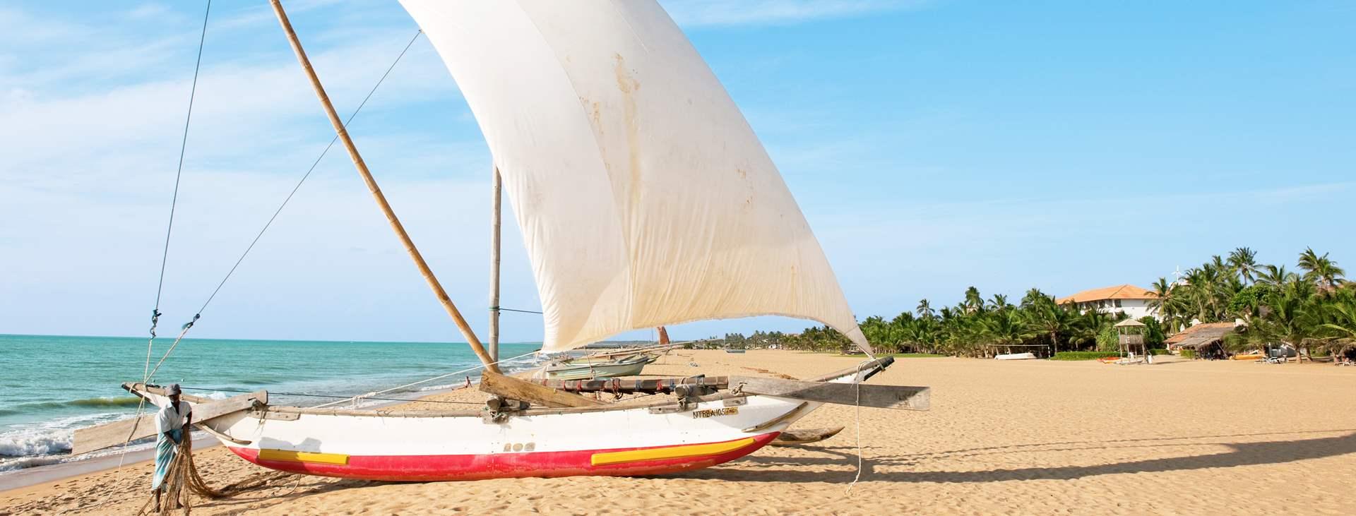 Bestill en reise til Negombo på Sri Lanka med Ving