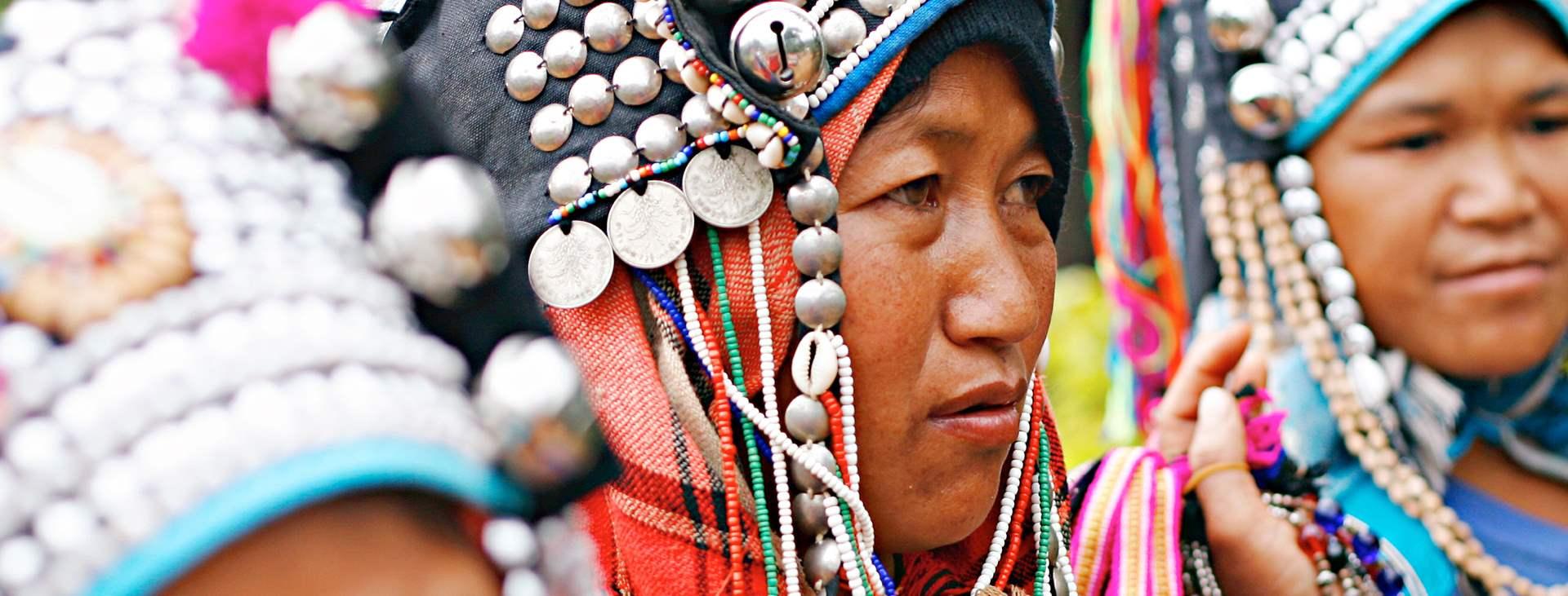 Reiser til Chiang Mai i Thailand
