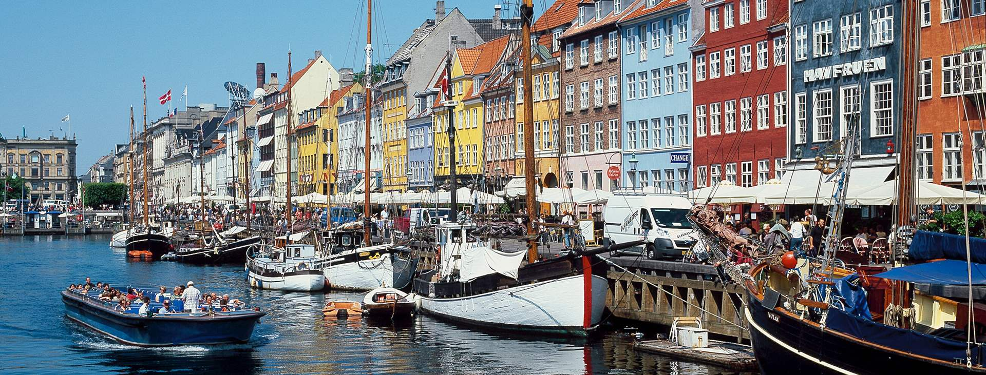 Bestill en reise til København med Ving