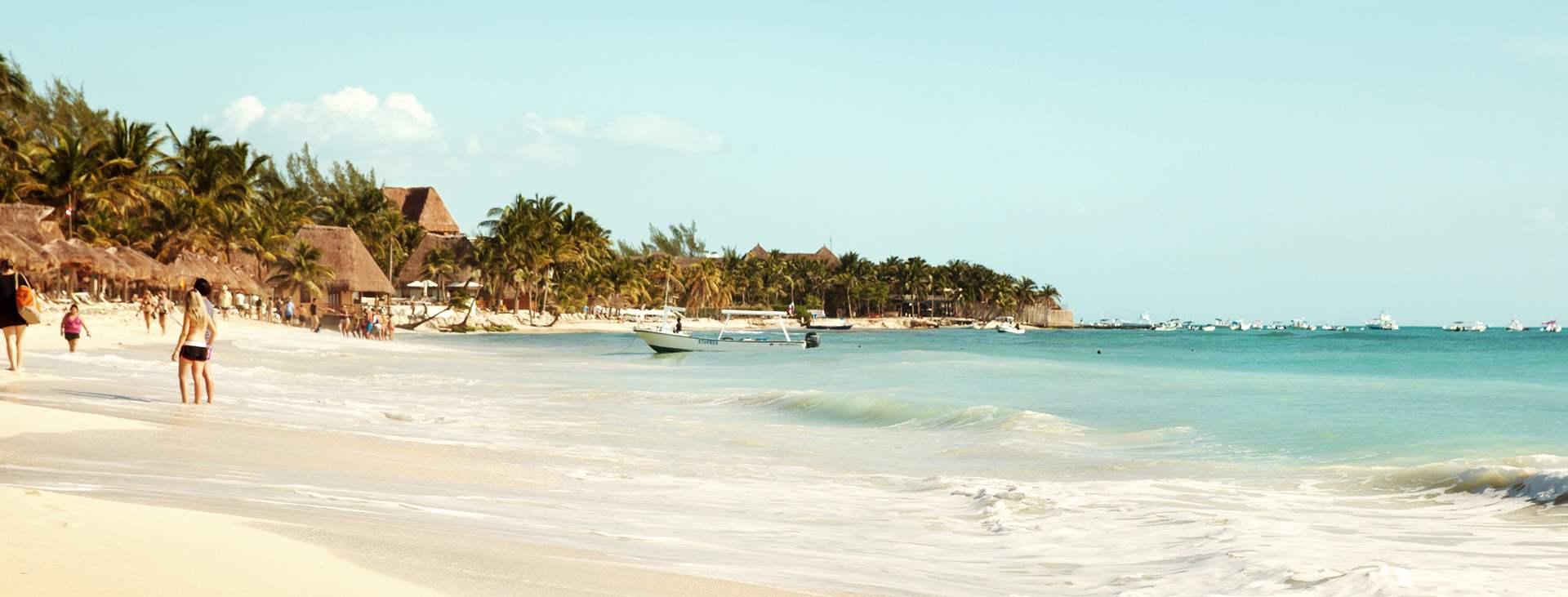 Bestill en reise med Ving til Playa del Carmen i Mexico