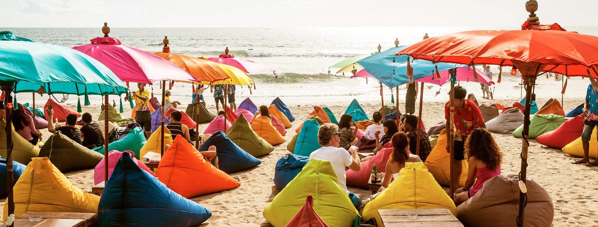 Reis til Kuta Beach på Bali med Ving