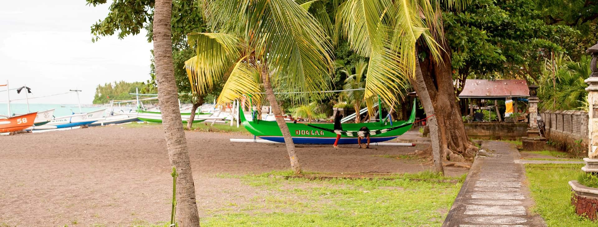 Bestill en reise til Lovina Beach på Bali med Ving