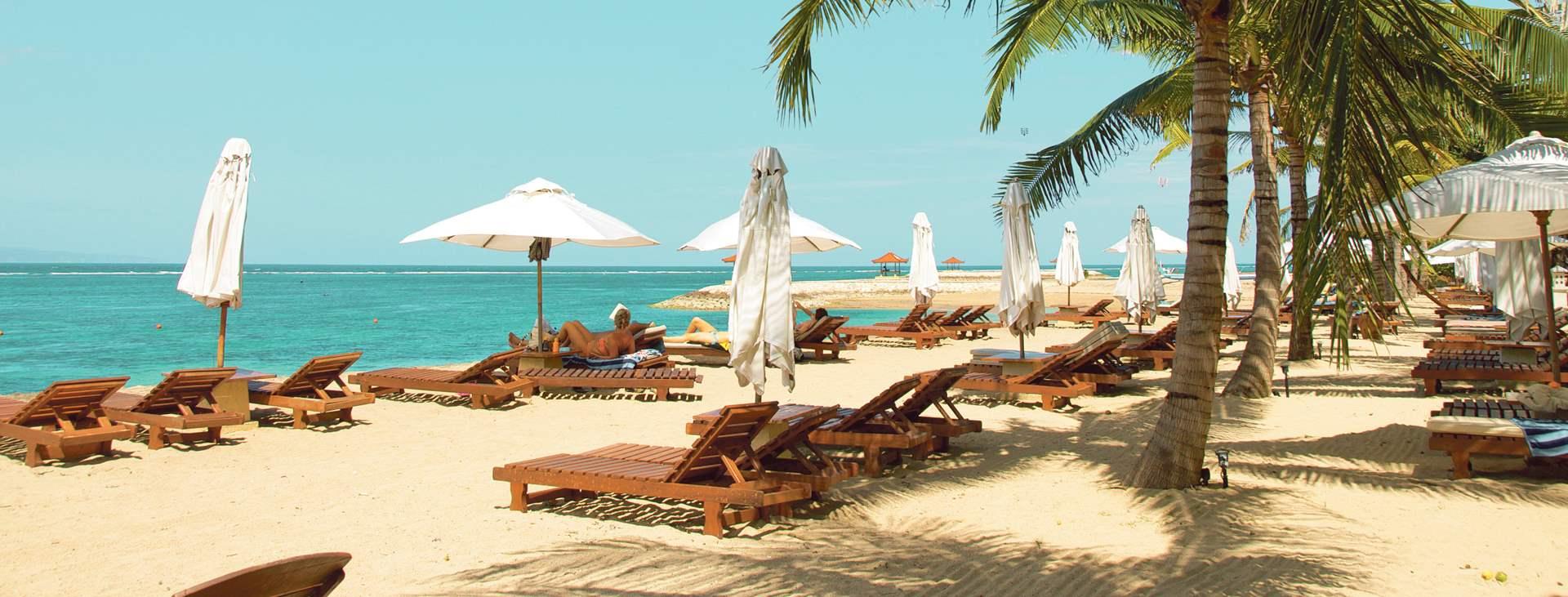 Bestill en reise med Ving til Sanur på Bali