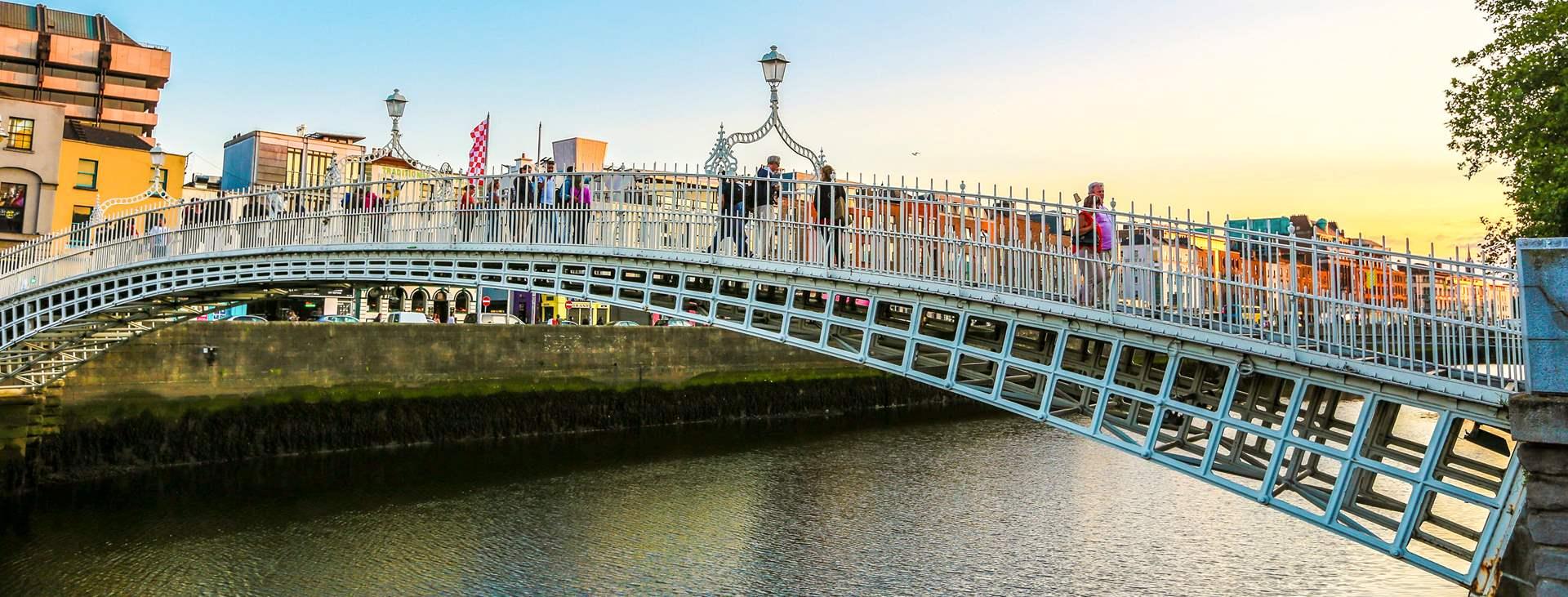 Bestill en reise til Dublin med Ving