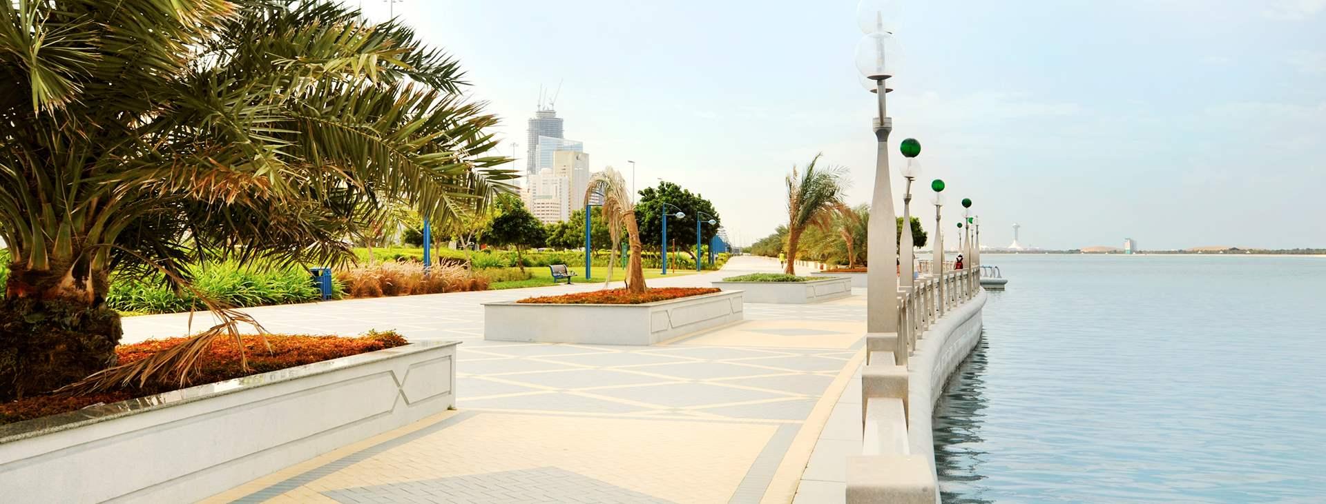 Bestill en reise til Abu Dhabi med Ving