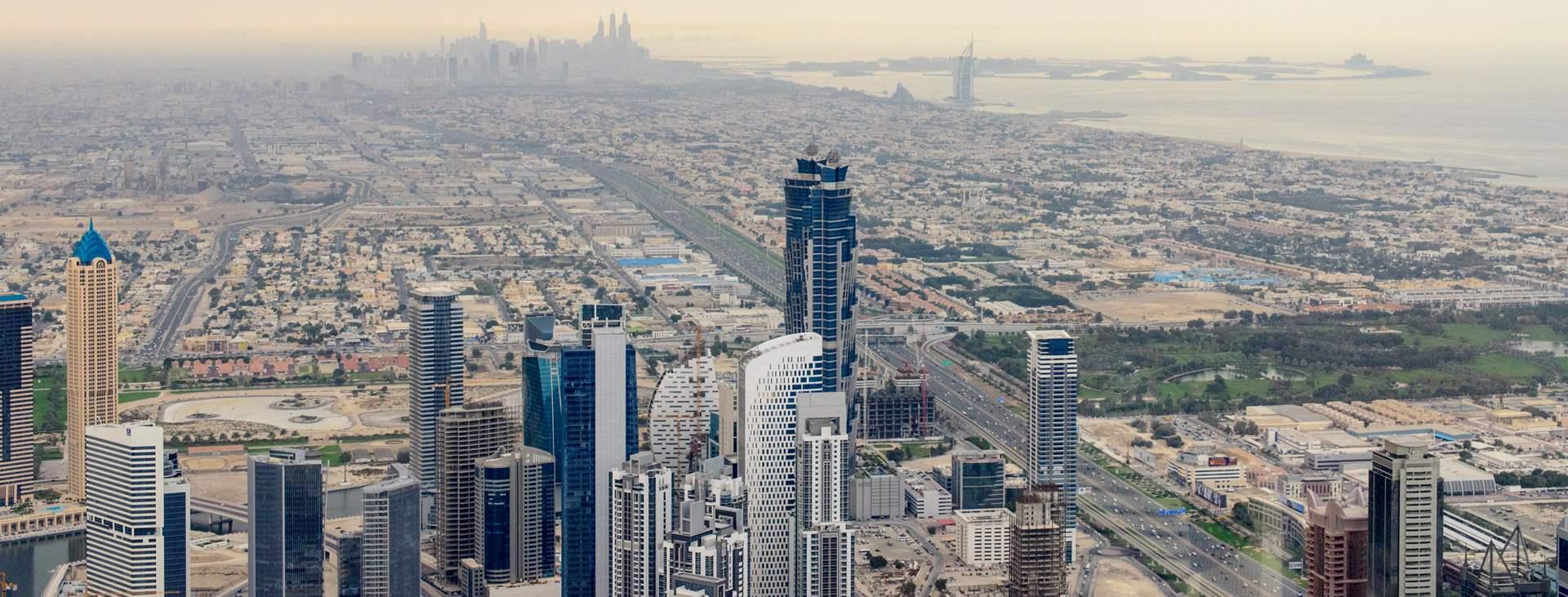 Bestill en reise til Downtown Dubai med Ving