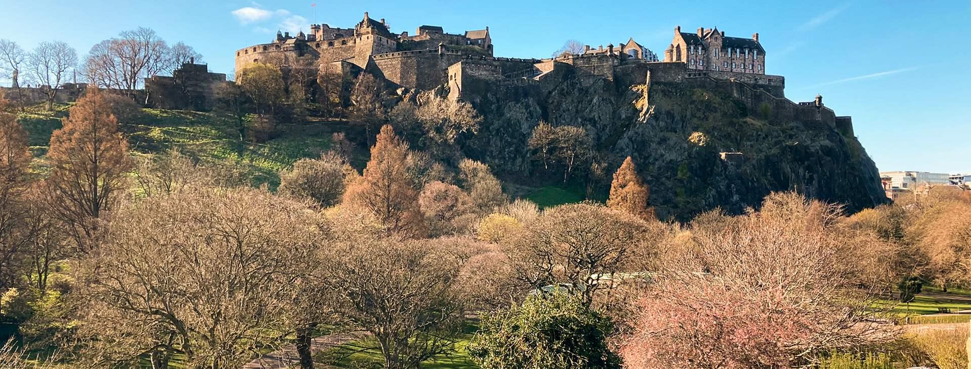 Opplev Skottland med Ving! Bestill en reise til Edinburgh