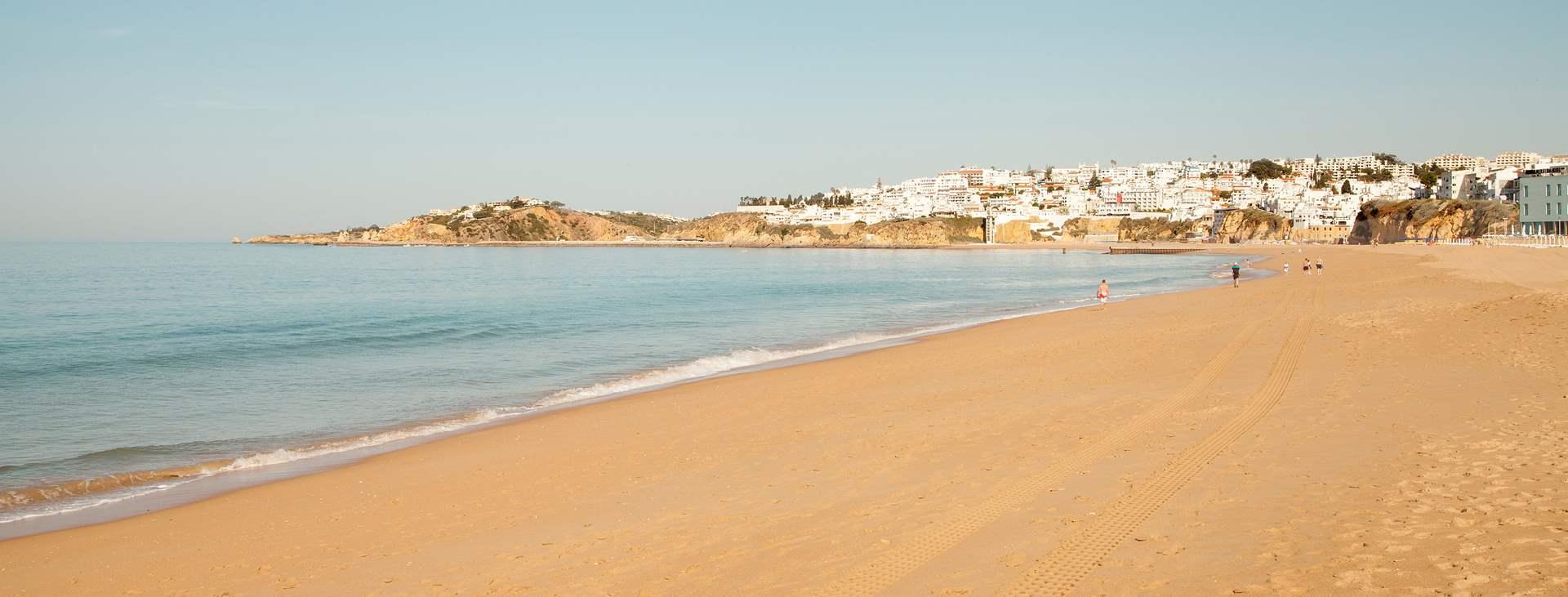 Bestill en reise til Albufeira på Algarvekysten med Ving