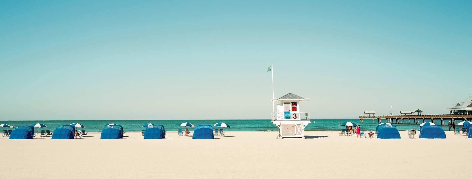 Bestill en reise til Clearwater Beach i Florida – opplev USA med Ving