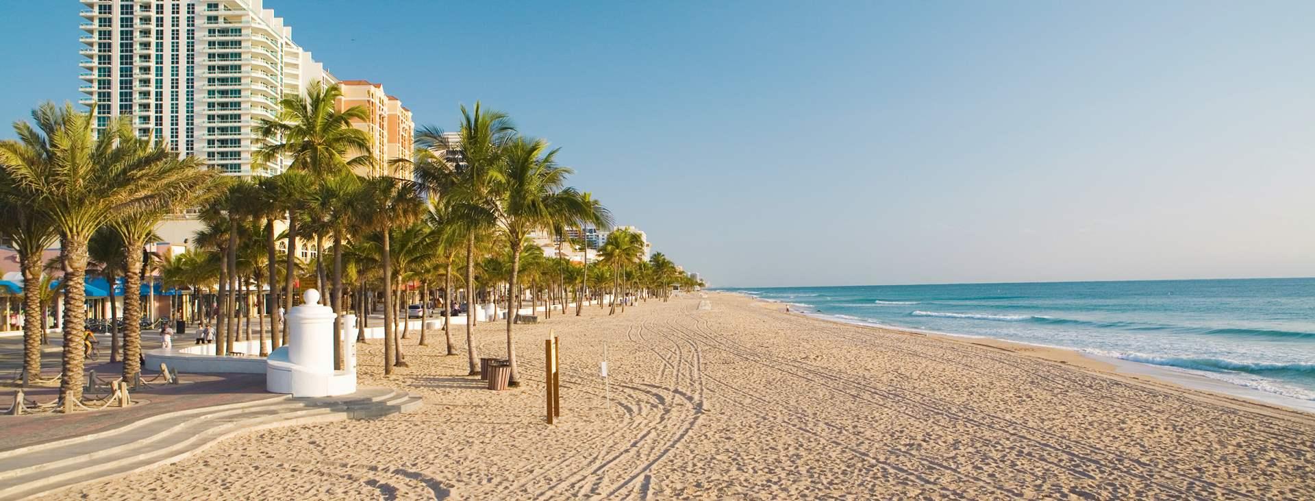 Bestill en reise til Fort Lauderdale i Florida – opplev USA med Ving