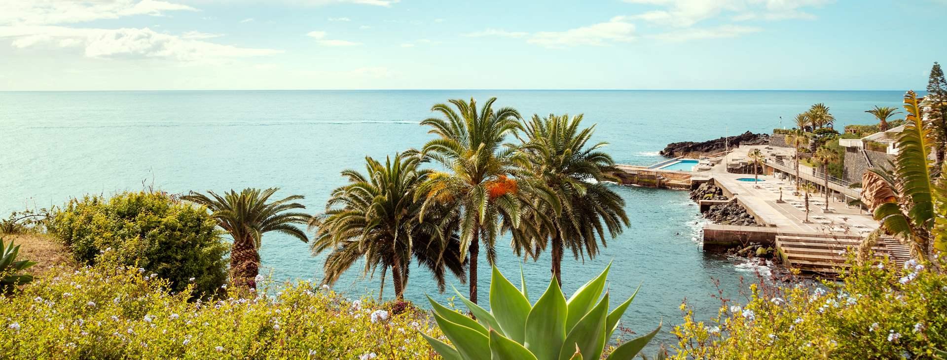 Bestill en reise til Funchal på Maderia med Ving