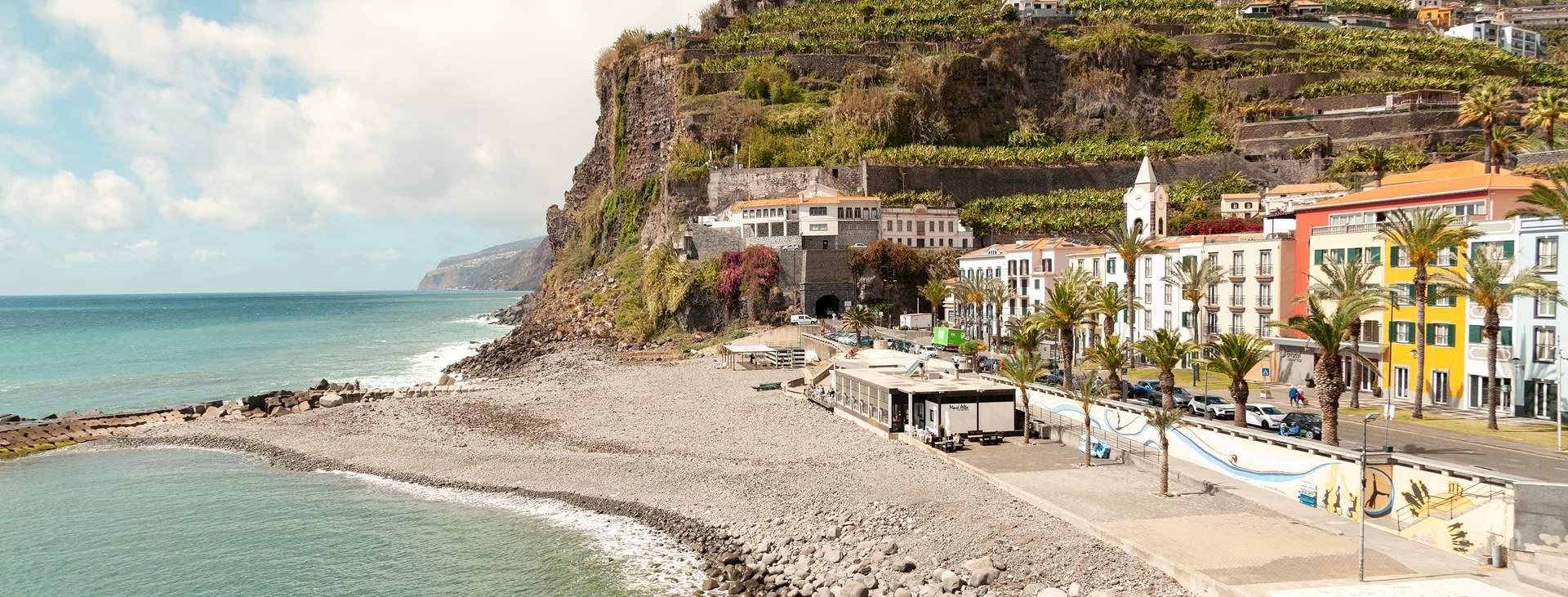 Bestill en reise med Ving til Ponta do Sol på Madeira