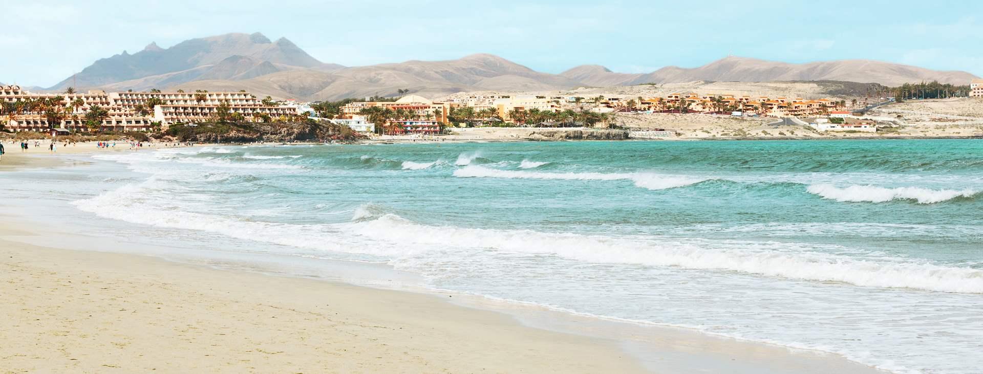 Bestill en reise med All Inclusive til Costa Calma på Fuerteventura