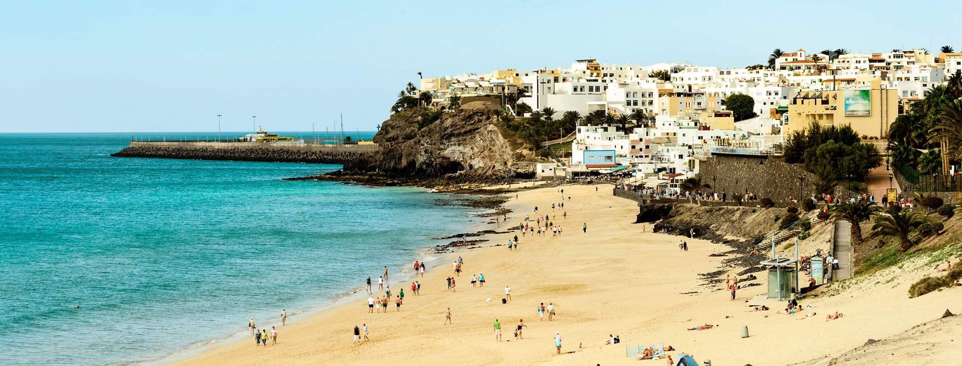Bestill en reise med All Inclusive til Jandia på Fuerteventura