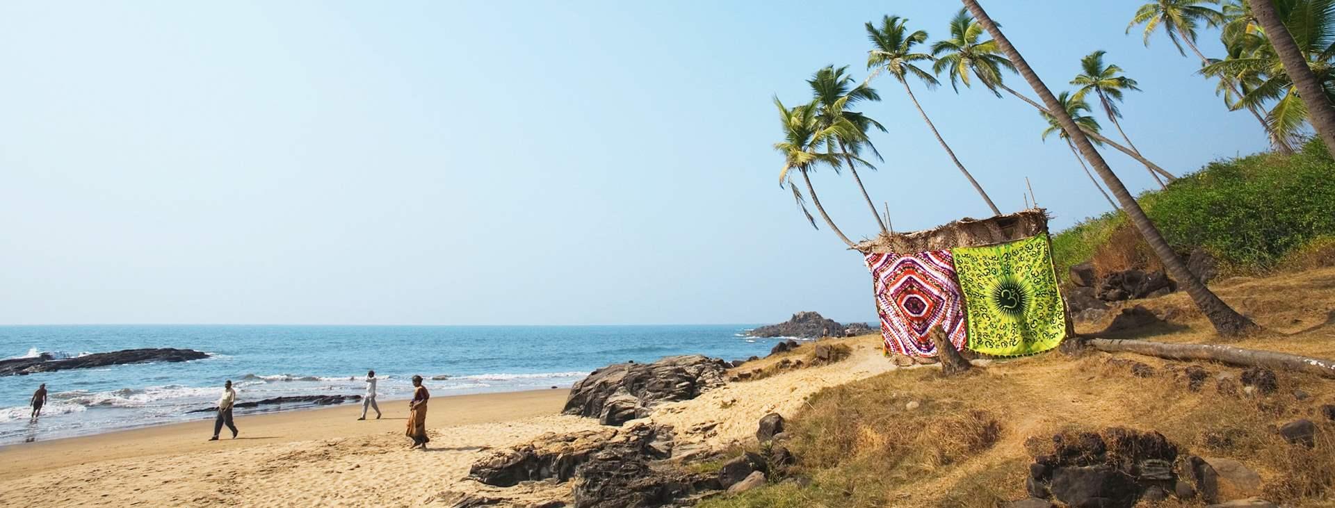 Bestill en reise til Nord-Goa i India med Ving
