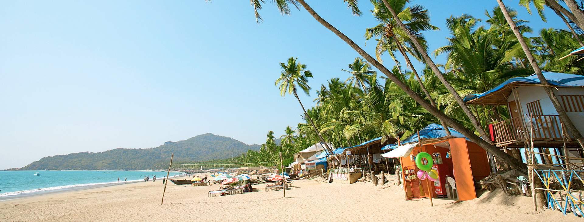 Reiser med Ving til Sør-Goa i India