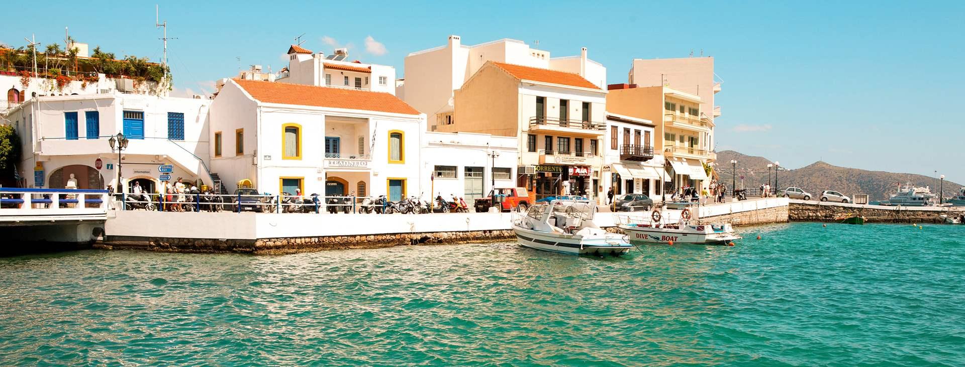 Bestill en reise til Agios Nikolaos i Hellas med Ving