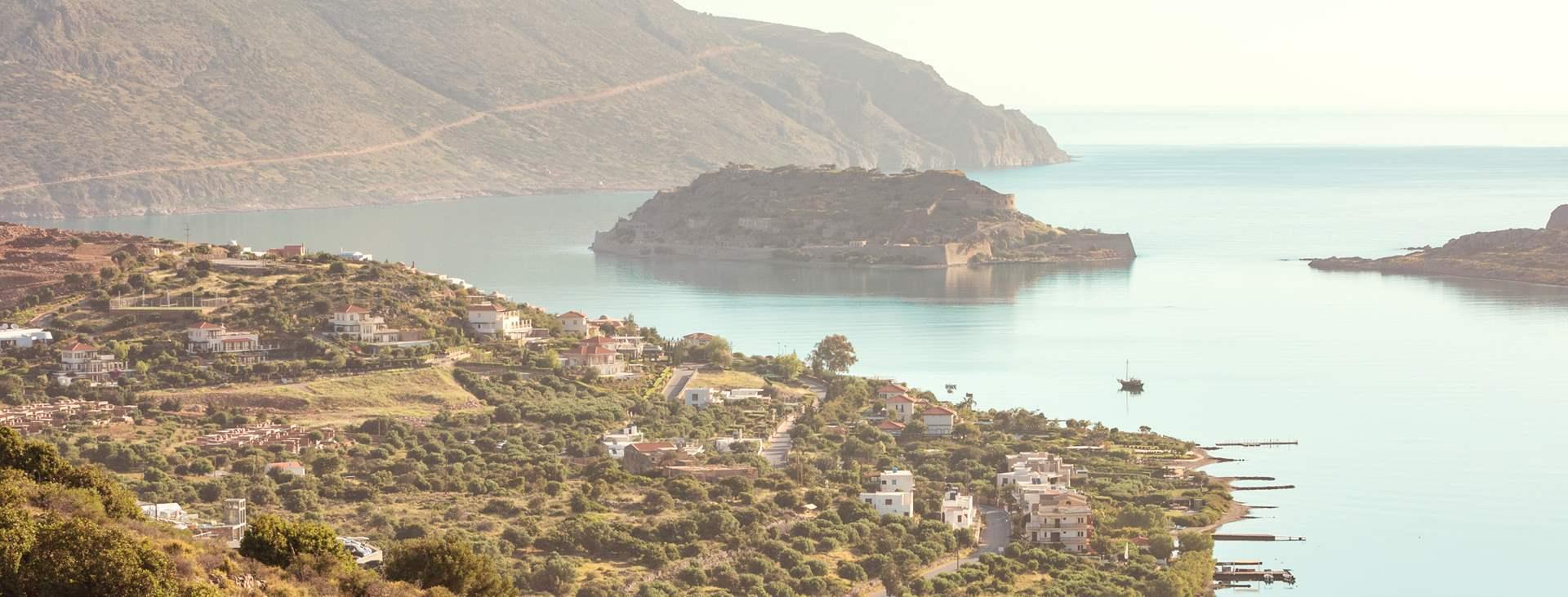 Reis til Elounda på Kreta