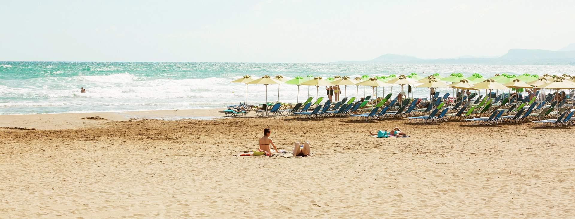 Bestill en reise med All Inclusive til Rethymnon på Kreta