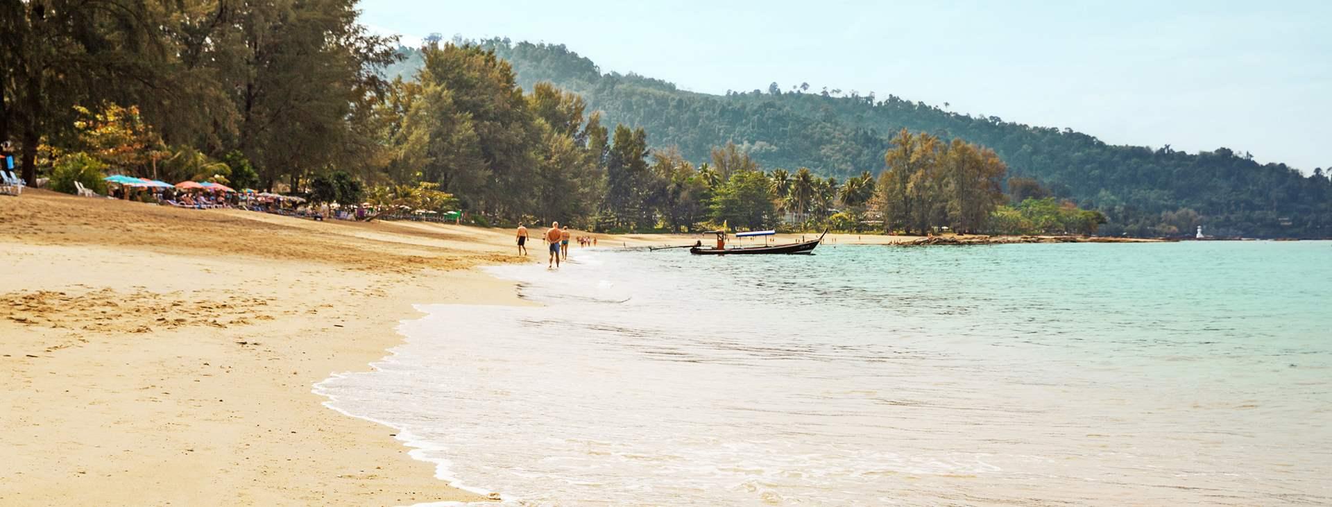 Bestill en reise med Ving til Khao Lak i Thailand