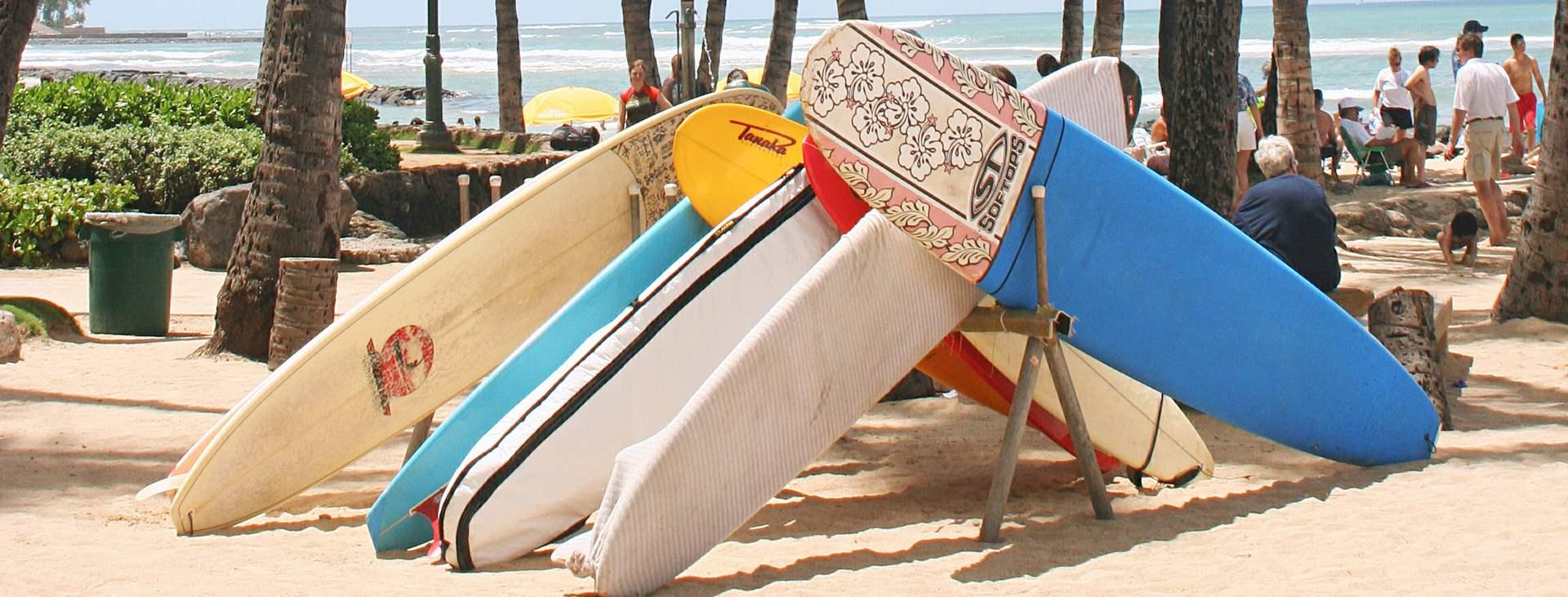 Bestill en reise til Honolulu på Hawaii – opplev USA med Ving