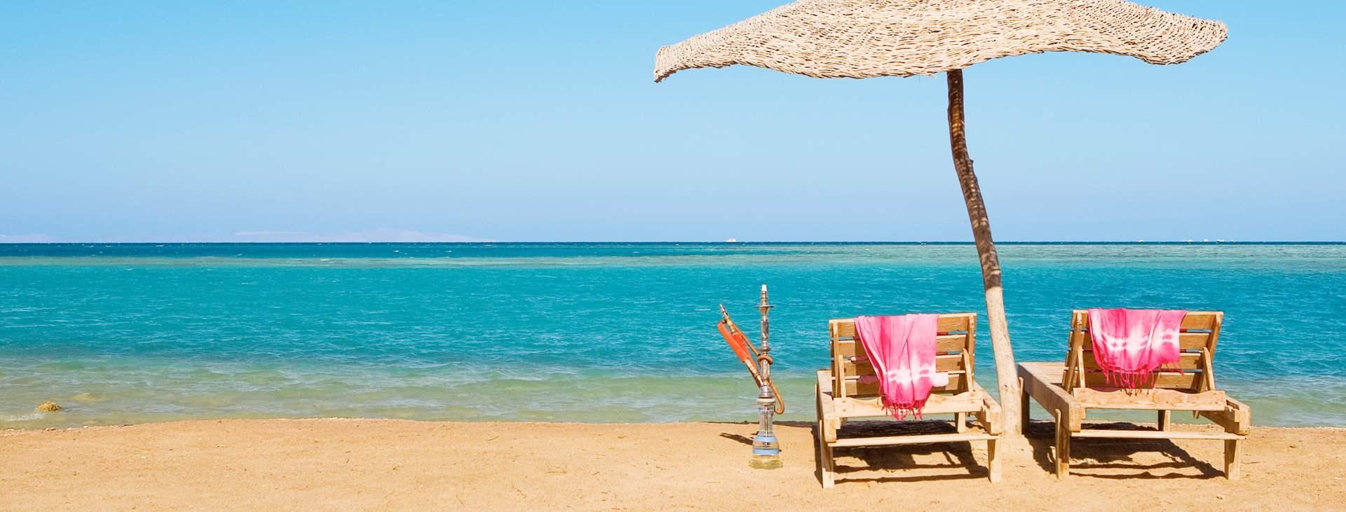 Reiser til Hurghada med Ving